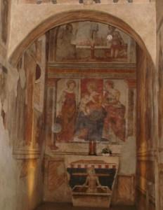 Cappella Monastero Regina Coeli - Pro Loco Airola